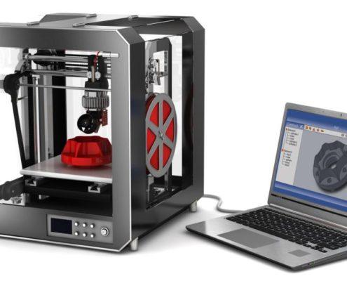 Ersatzteile aus dem 3D Drucker